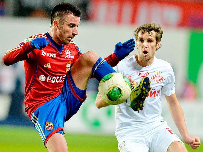 Зоран Тошич и Дмитрий Комбаров