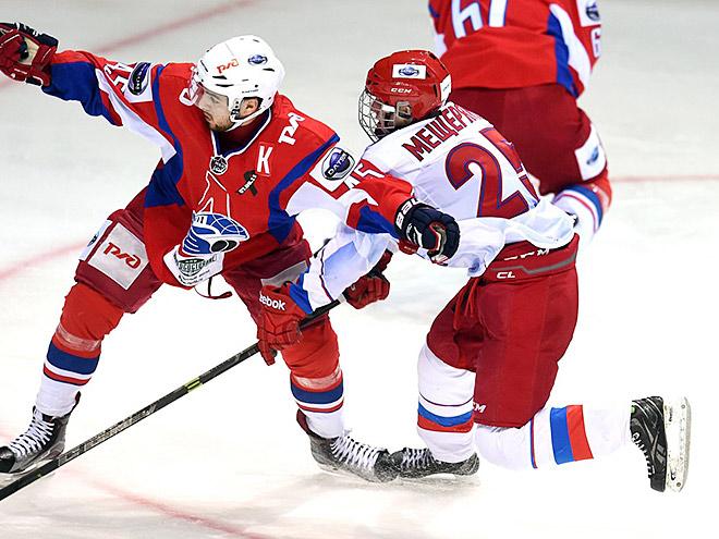 Обзор МХЛ за неделю. 2-13.09.2015
