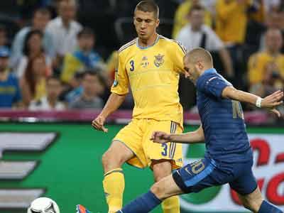 Сергей Морозов - о матче Украина - Франция