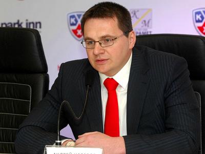 Андрей Назаров готов учить украинскую молодёжь