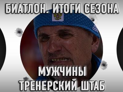 Оценка работы тренерского штаба Лопухова
