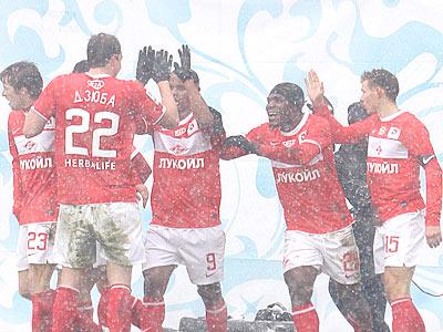 8 матчей подряд красно-белые не могли одолеть «Динамо»