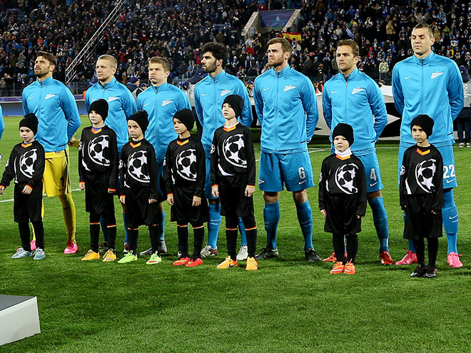 Никифоров, Юран, Кульков и Кечинов – о «Зените» в Лиге чемпионов