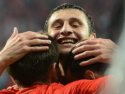 Самые яркие моменты чемпионата Европы