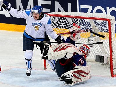 Финляндия обыграла Словакию – 4:3