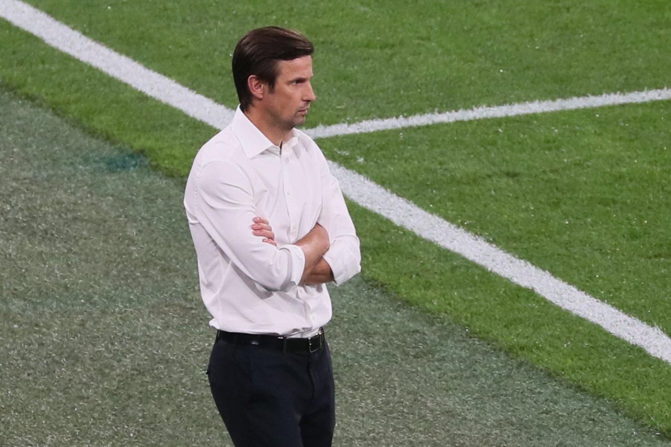Семак прокомментировал поражение Зенита в матче с тульским Арсеналом