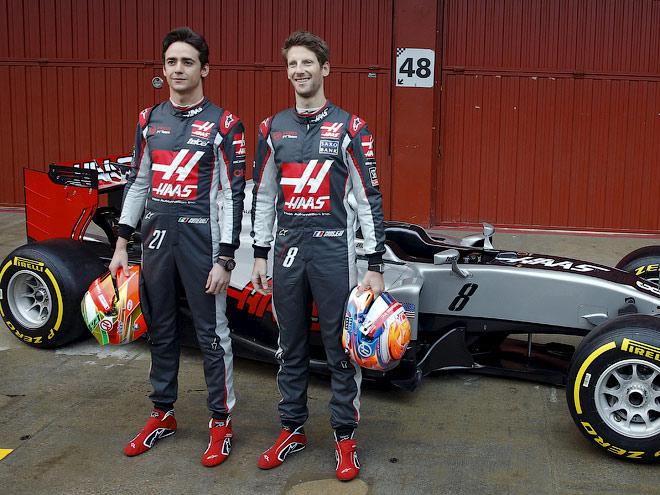Палмер, Харианто, Верляйн и «Хаас» — дебютанты Формулы-1 сезона-2016