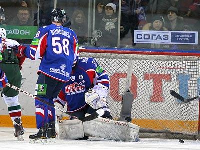 Итоги игрового дня КХЛ. 24 февраля 2012 года. Часть вторая