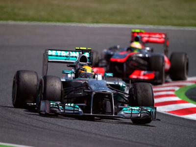 Герои и неудачники Гран-при Испании Формулы-1