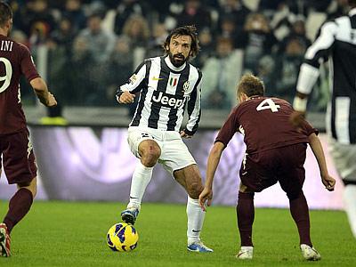 Серия А. В 15-м туре «Ювентус» разгромил «Торино»