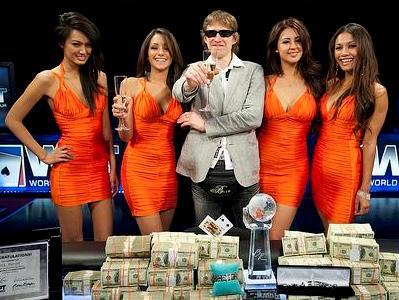 Покер в январе. Топ-5