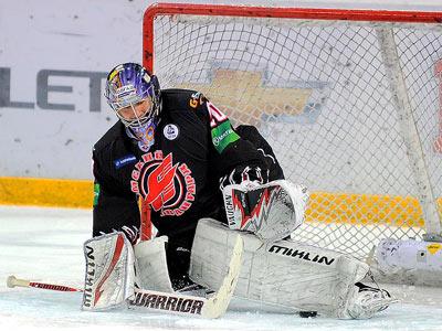 Пресс-конференция после матча «Авангард» - СКА 05.02.2012