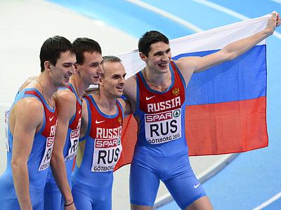 Итоги чемпионата Европы-2013 по лёгкой атлетике