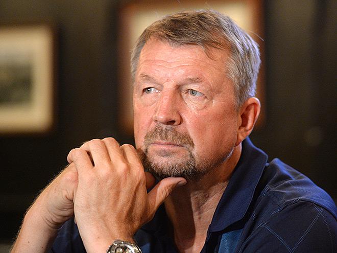 Сергей Гимаев – о матче Россия – Финляндия