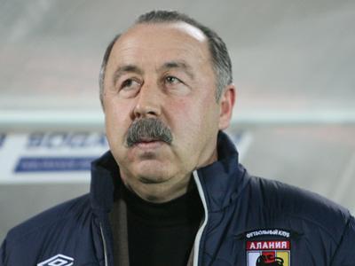 "Президент ""Алании"" Валерий Газзаев"