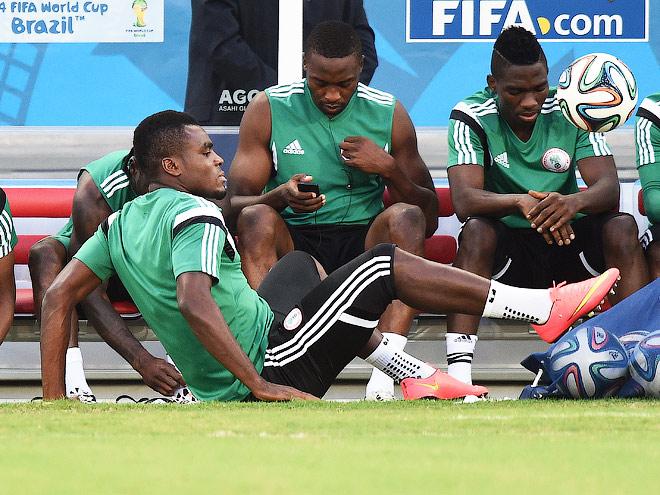 Сборная Нигерии по футболу