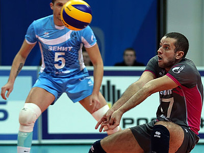 Чемпионат России по волейболу: аналитика