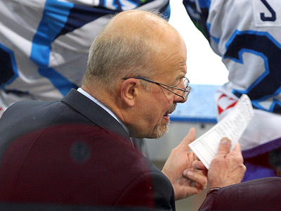 Марек Сикора и Олег Знарок дали комментарии по первой игре плей-офф