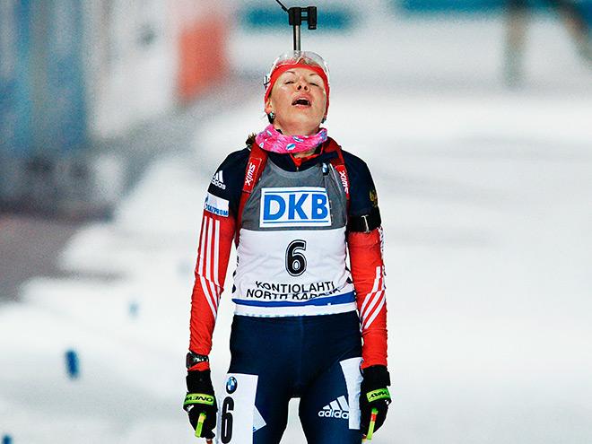 Медали, которые упустили наши биатлонисты