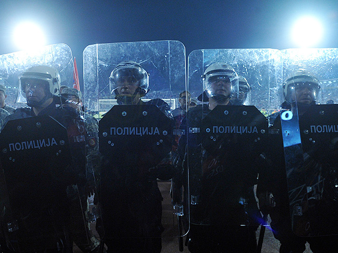 Танасиевич винит албанцев, Колосков – чиновников