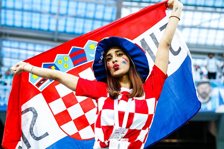 ЧМ-2018. Хорватия — Дания