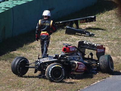 Четыре финансовых скандала в сезоне-2013 Формулы-1