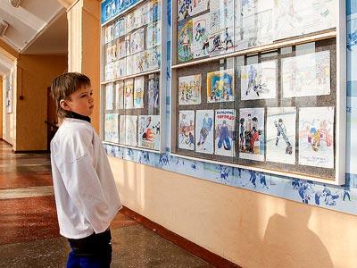 «Казцинк-Торпедо» организовал конкурс детских рисунков