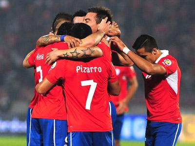 Квалификация ЧМ-2014: обзор матчей Южной Америки