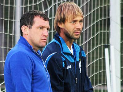 Сергею Гуренко и Дмитрий Сычёв