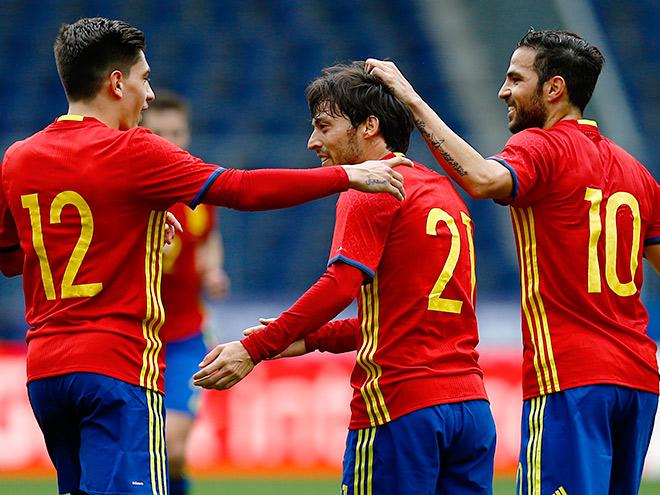 Участники Евро