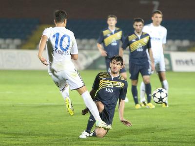 Украина потеряла один в клуб в еврокубках
