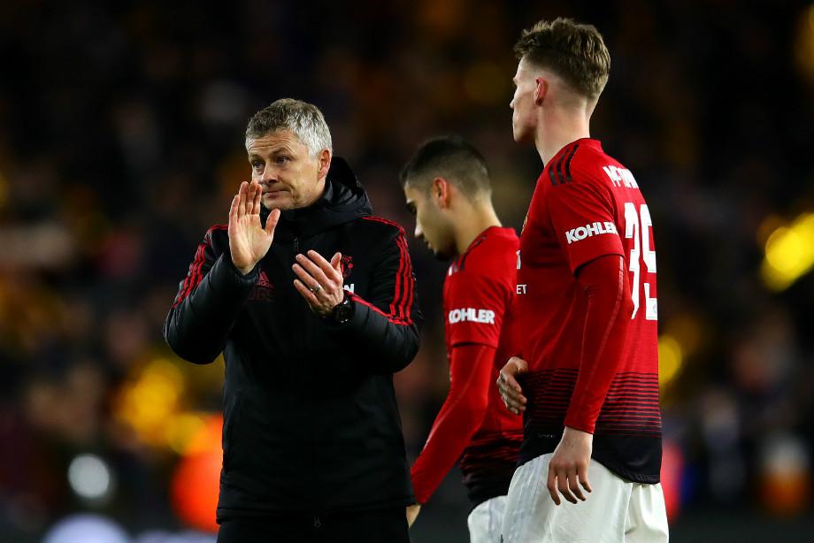 Не всегда Сульшеру везёт. «Манчестер Юнайтед» вылетел из Кубка