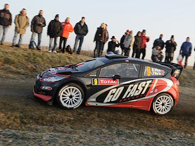 WRC-2012: новые лица и старые знакомые
