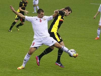 Бельгия – Белоруссия – 0:3