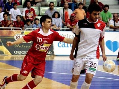 Четвертьфиналы чемпионата Испании по мини-футболу
