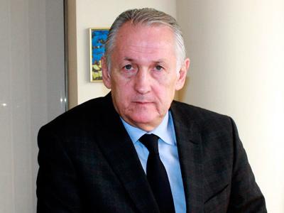 Наставник сборной Украины провёл пресс-конференцию