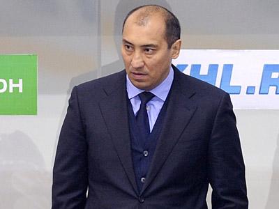 Нурлан Оразбаев - об итогах драфта КХЛ