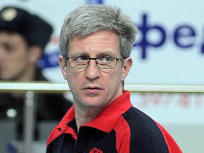 Сантилли: федерация волейбола поступила правильно