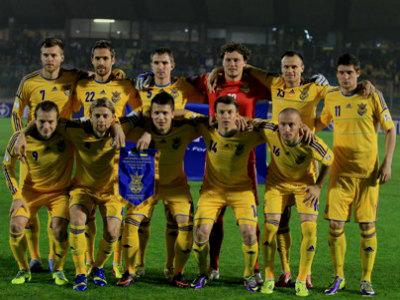 Все матчи украинской сборной в марте