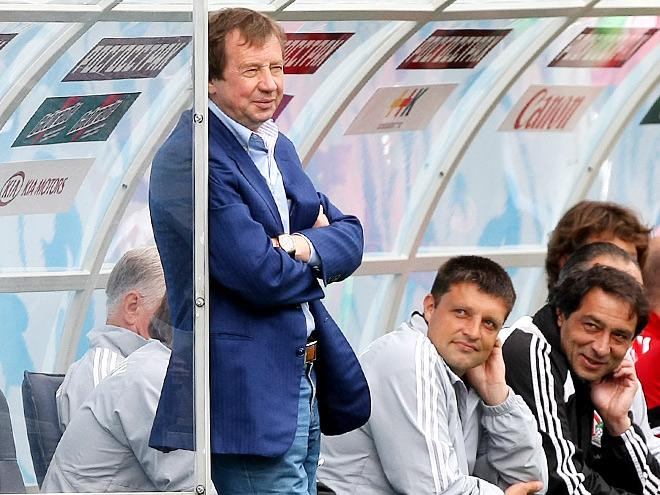Сегодня «Анжи» сыграет с «Локомотивом»