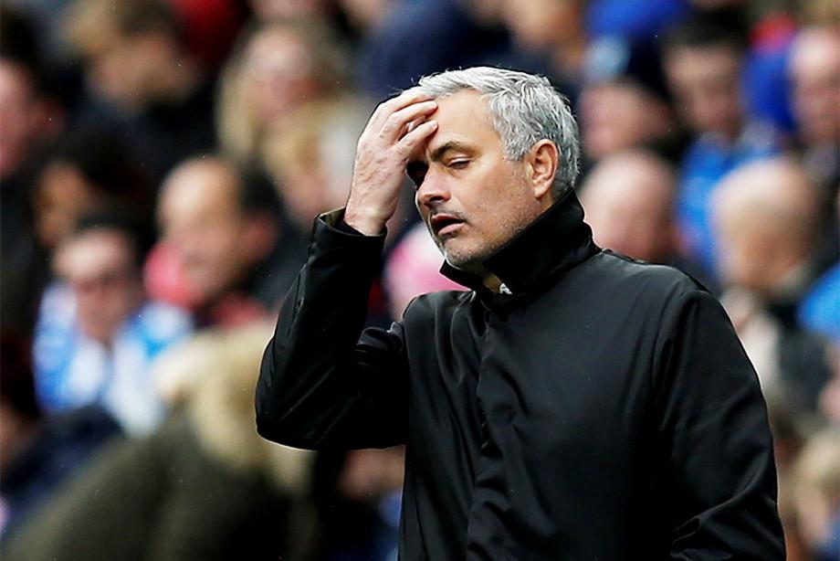 «Манчестер Юнайтед» проиграл «Хаддерсфилду» вматче чемпионата Британии пофутболу