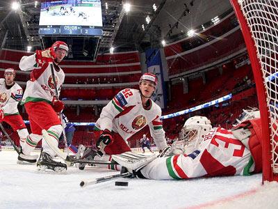 Сборная Белоруссии заняла 14-е место на ЧМ-2013
