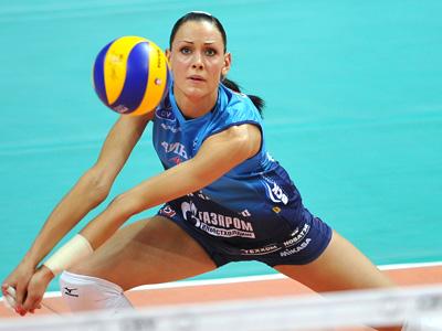 Наталия Гончарова рассказала о подготовке к матчу против «Уралочки»