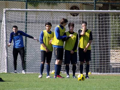Мариупольский клуб ни разу не сыграл вничью в контрольных матчах