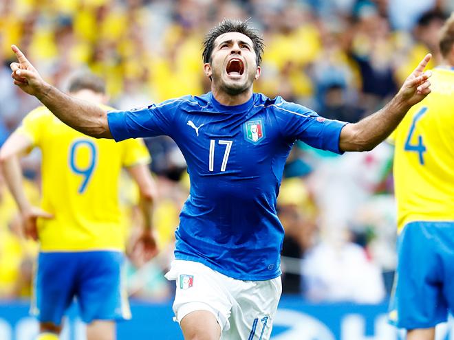 Италия – Швеция