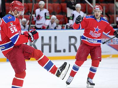ЦСКА выиграл у «Автомобилиста» - 4:3 ПБ (3:2)