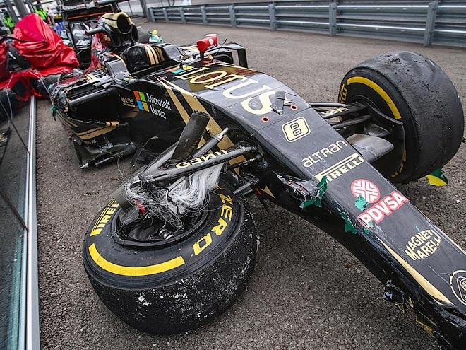 Оценки гонщикам за Гран-при России Формулы-1