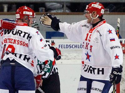 Кубок Шпенглера: Россия – Швейцария – 1:1