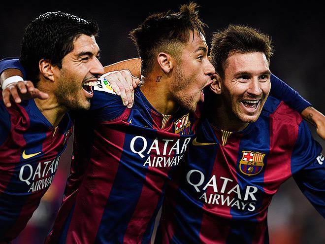 «Барселона» – «Атлетико» М