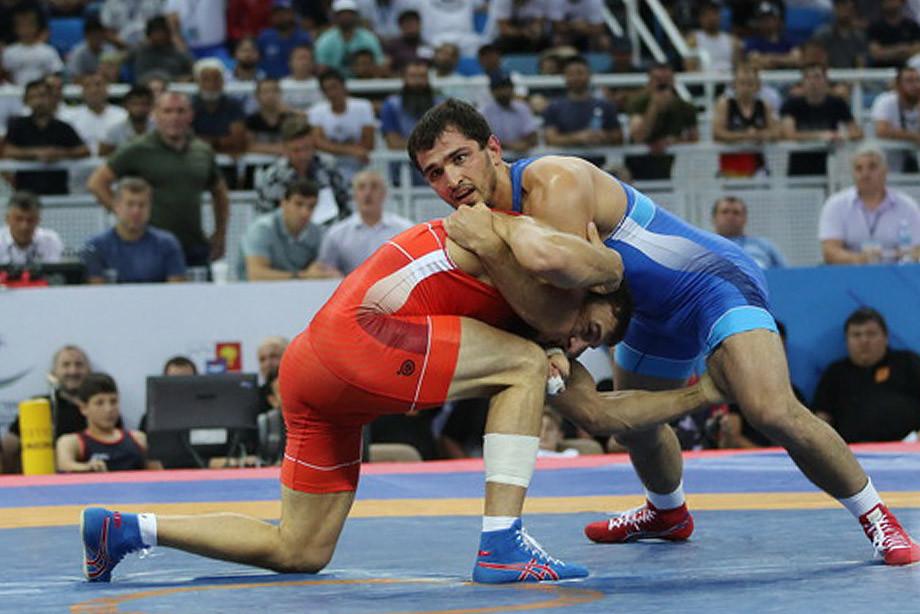 Чемпионат России по вольной борьбе